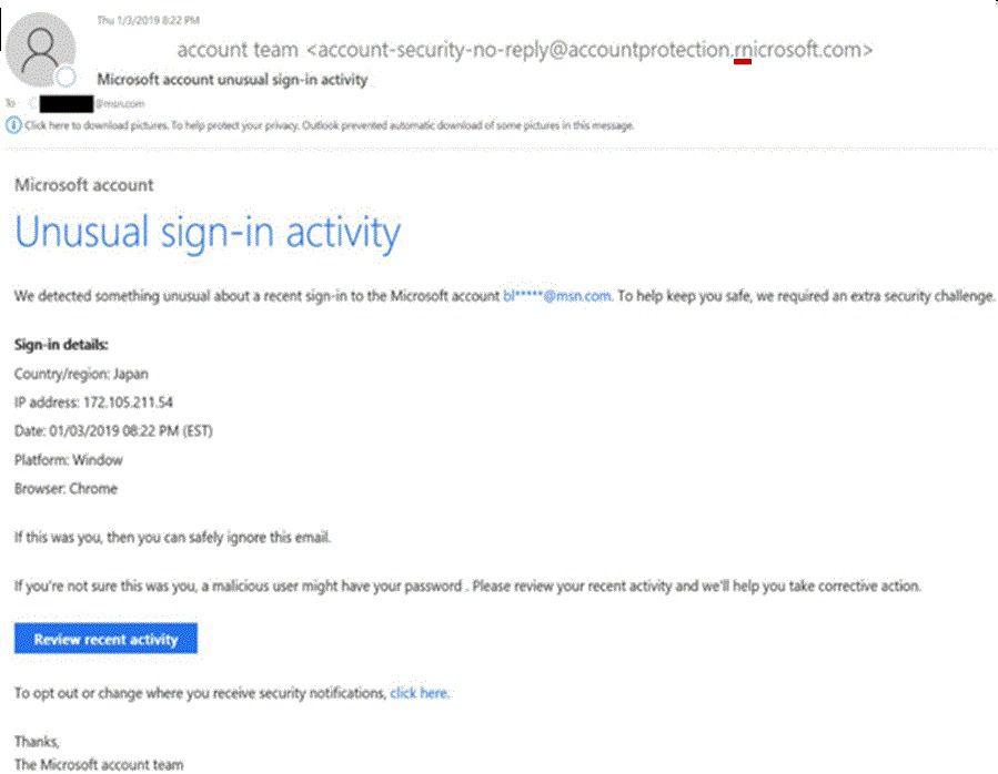 E-post saadetud