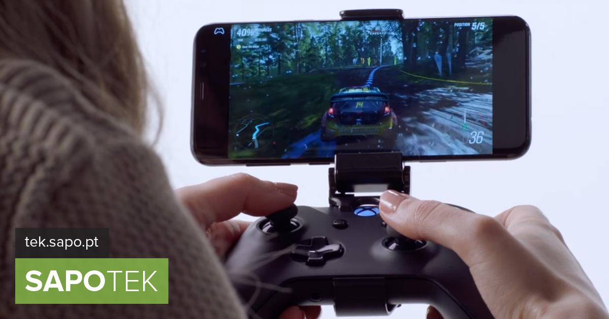 Microsofti mängude voogesituse projekt saabub 2019. aastal