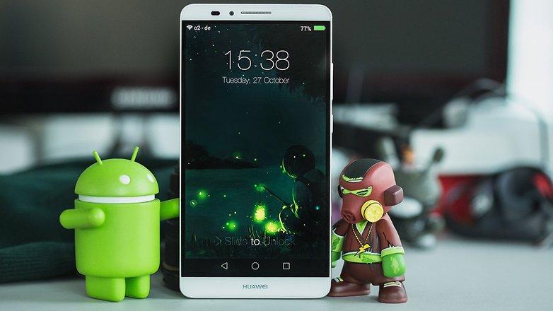 AndroidPITi lukustuskuva Huawei Mate7 2