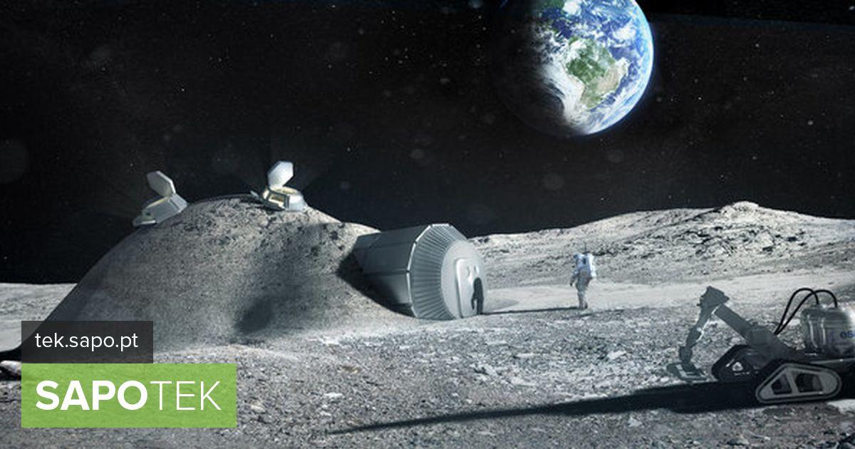 Mis oli teie idee Kuul 3D printimiseks?  ESA soovib ettepanekut