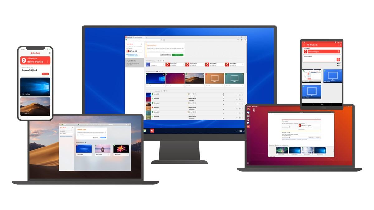 Mis on AnyDesk?  Vaadake, kuidas Windowsi kaugjuurdepääsuprogramm töötab