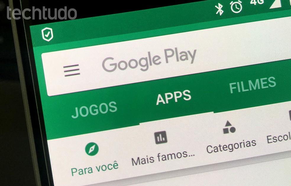 Google Instant Apps võimaldab teil testida mitut Play poes saadaval olevat rakendust Photo: Reproduo / Rodrigo Fernandes