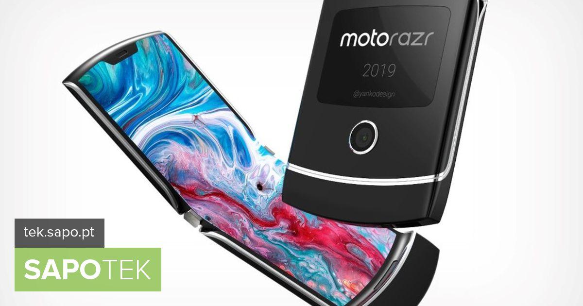 Motorola näitab uut kokkupandavat Razrit, kuid jätab palju küsimusi