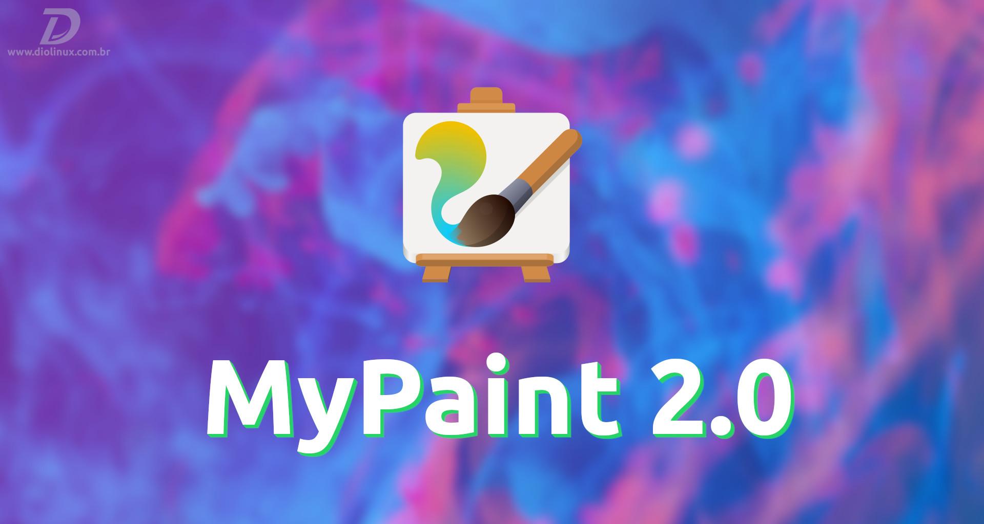 MyPaint 2.0 on välja antud koos täiustuste ja uudistega, vaadake järele