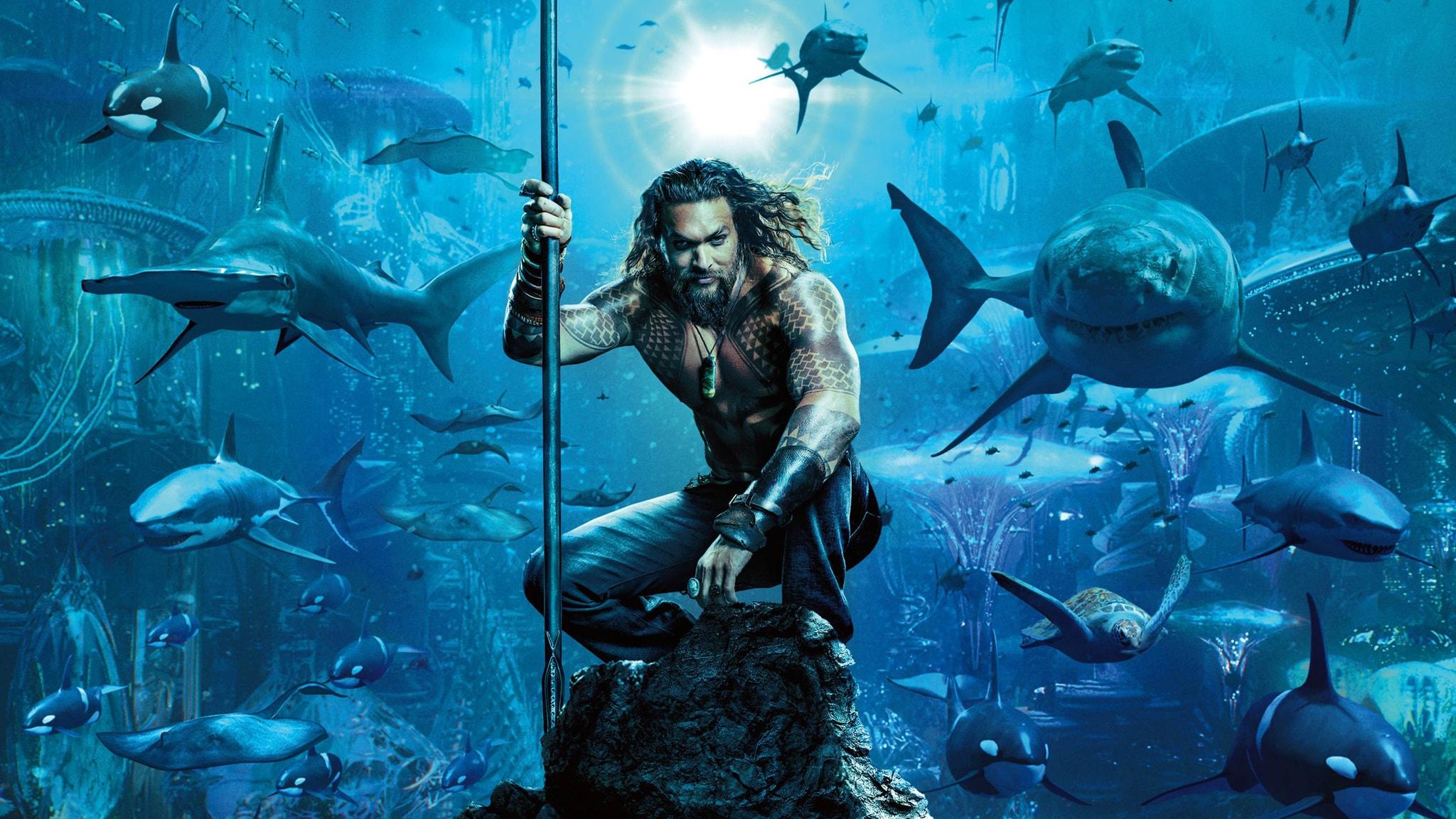 """Nädala parim film: ostke filmi """"Aquaman"""" koos Jason Momoa hinnaga 9,90 R $"""