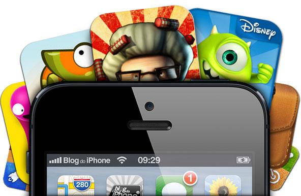 Nädalavahetusel müüdud iPhone'i, iPodi ja iPadi rakenduste loend