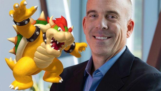 Doug Bowser on Nintendo America uus president