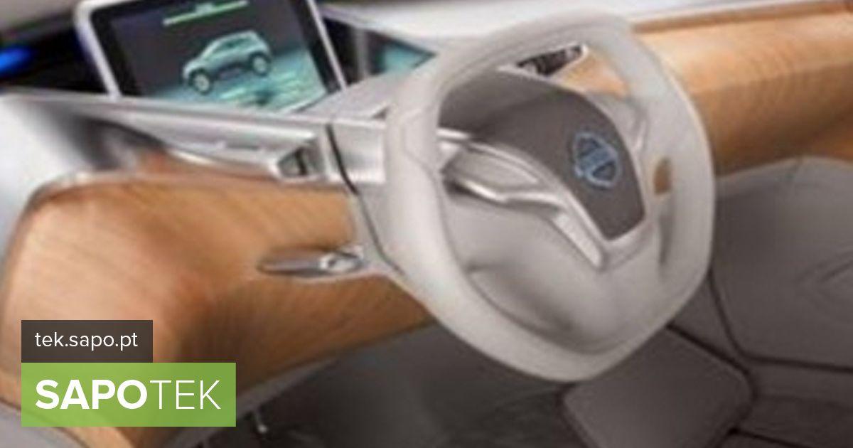 Nissan esitleb esimest autot armatuurlaua asemel tahvelarvutiga