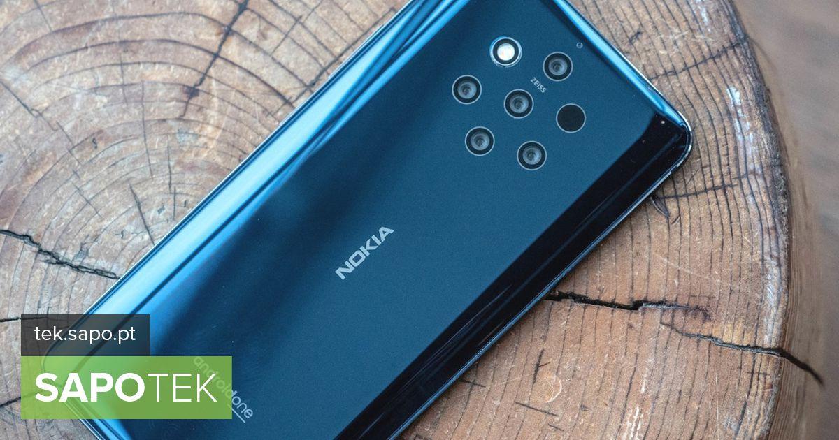 """Nokia 9 PureView'l on pildistamiseks """"viis silma"""" ja see on juba poes"""