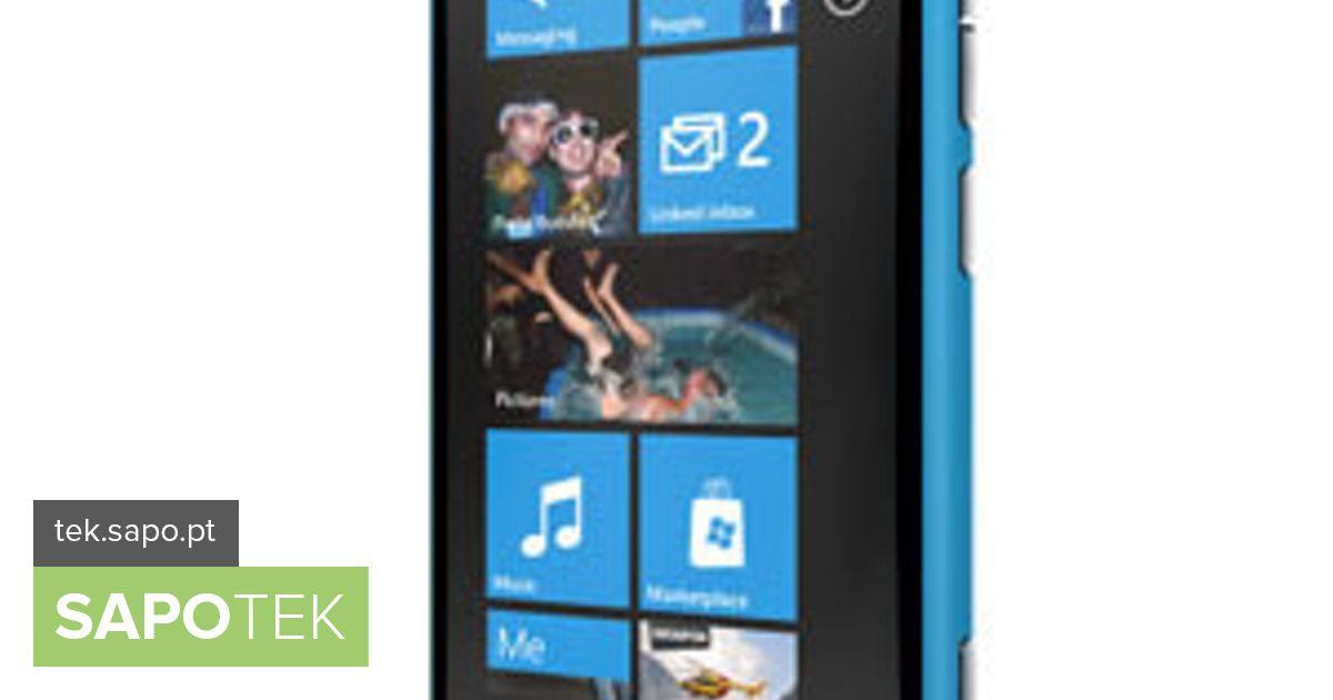 Nokia esitleb oma esimest Windows Phone'i