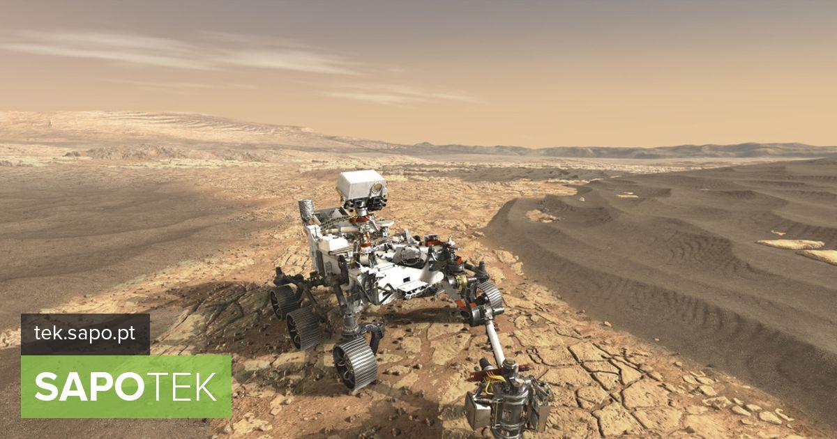 On veel üks võimalus oma nimi Marsile panna