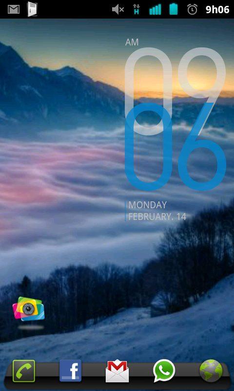 Õpetus: CyanogenMOD 7 ROM HTC Desire HD jaoks - piparkoogid 2.3 (koos väljatrükkidega)