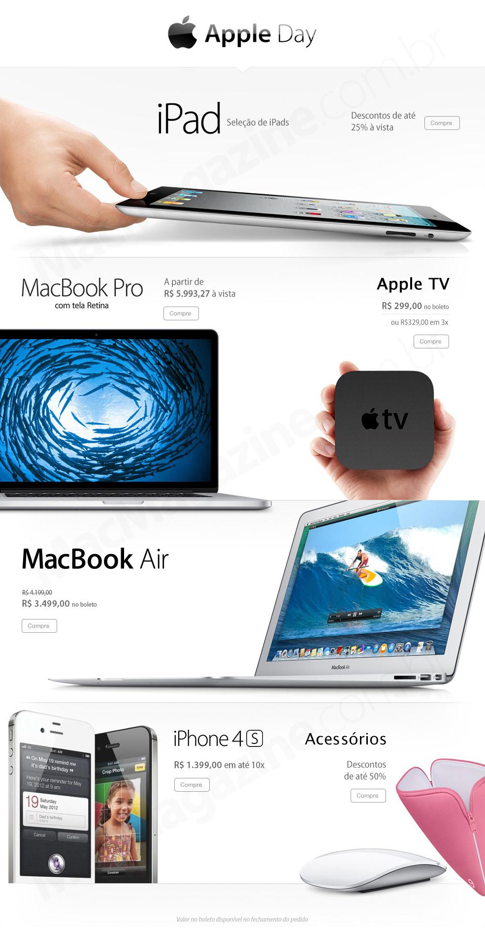 """""""Õunapäev"""": Fast Shop pakub allahindlusi iPadile, Apple TV-le, MacBooks Airile ja Retina ekraaniga Pro-le"""