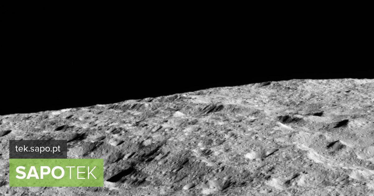 Päikesesüsteemi suurimat asteroidi Cerest katavad jäämäed