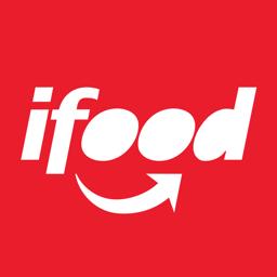 IFoodi rakenduse ikoon: toidu kohaletoimetamine