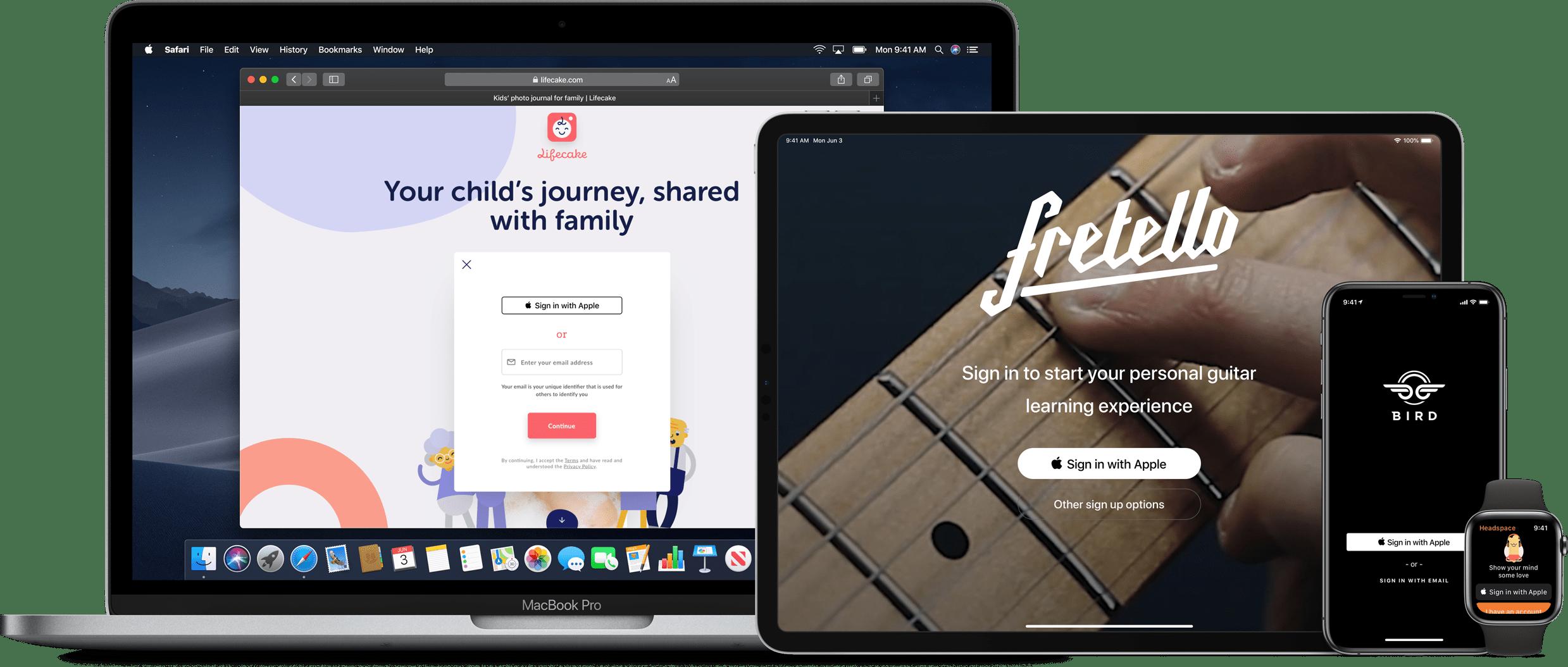 """Pärast kriitikat hakkas """"Logi sisse Apple'iga"""" lisama OpenID Connecti protokolli"""