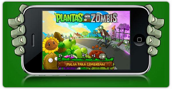 Plants vs Zombies mängu müüakse App Store'is piiratud aja jooksul