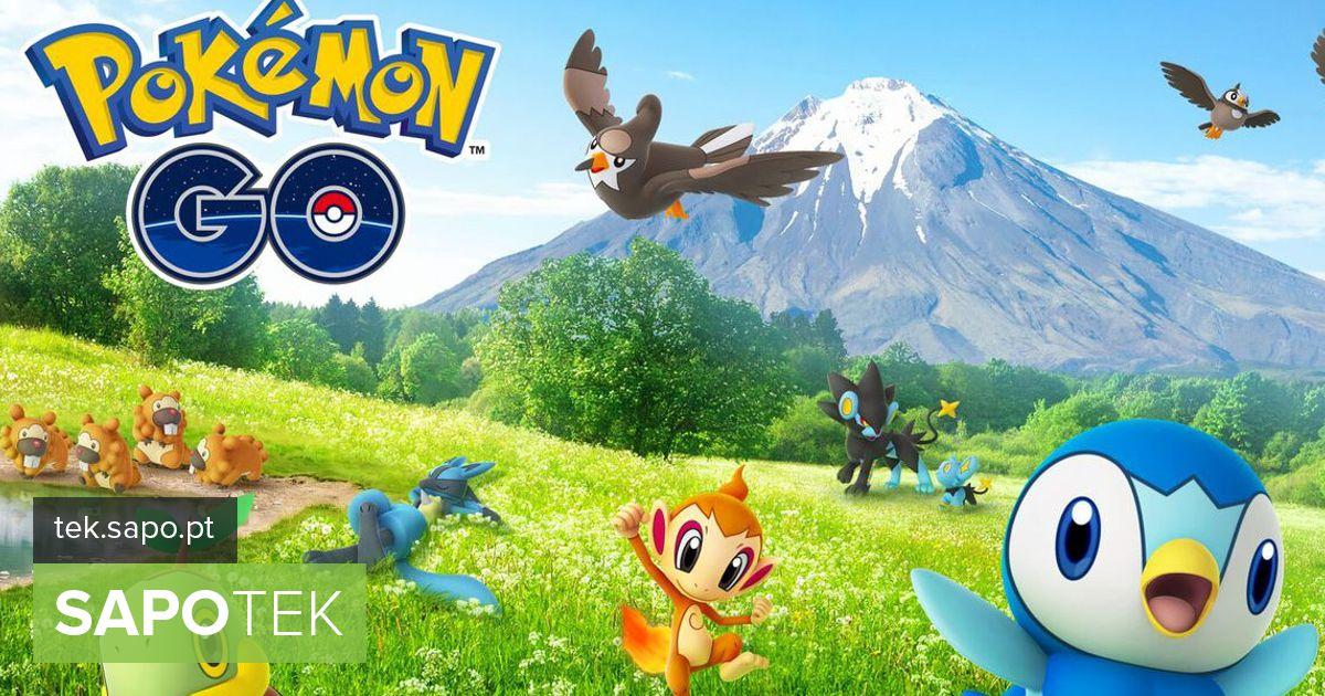Pokemon GO kasvas uuesti ja teenis 2019. aastal 270 miljonit dollarit