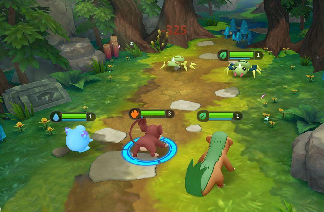 Pokemoni saagal põhinev uus mitteametlik mäng Pocket Era