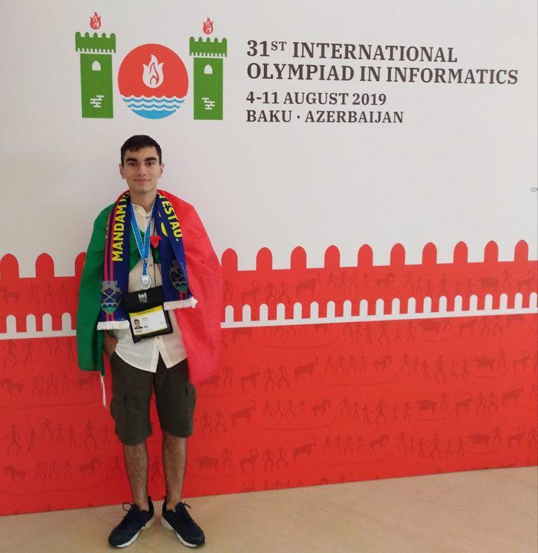 Olimpiade Komputer Internasional