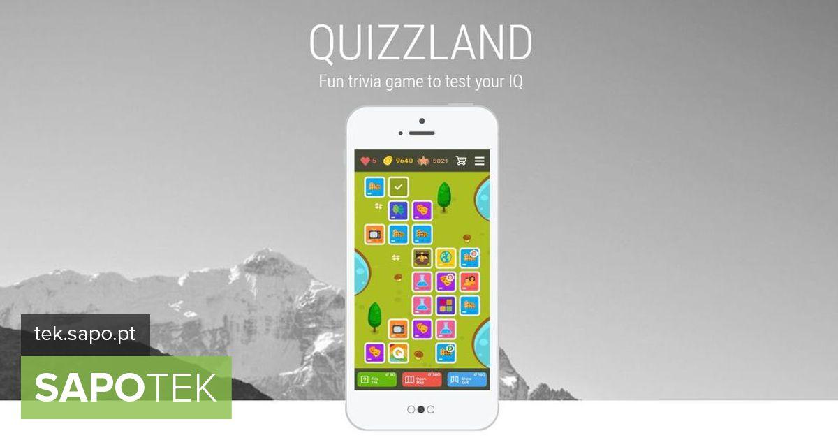 QuizzLand on mäng neile, kellele meeldib oma teadmisi täiendada (või proovile panna)