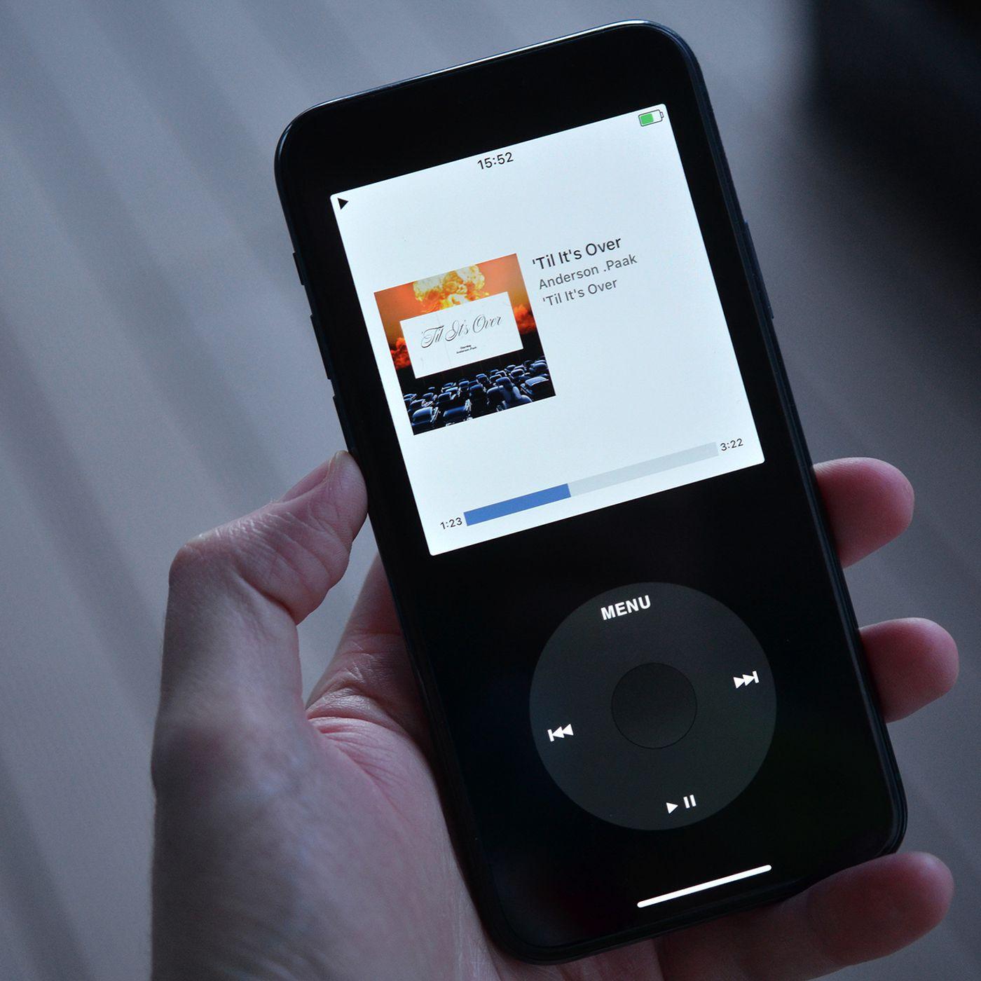 Rakendus toob iPodi hiilgepäevad tagasi teie iPhone'i [atualizado: foi-se]