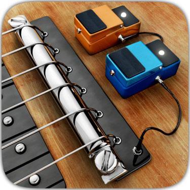 Rakenduse Rockmate abil saate oma iPadis muusikat teha (ainult täna tasuta)