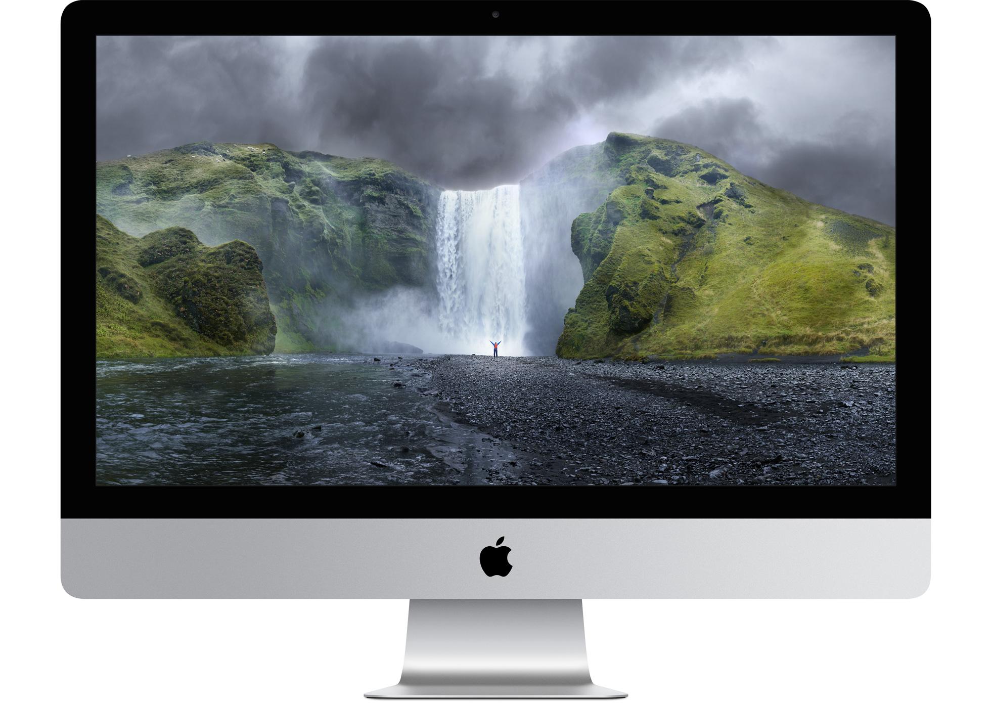 iMac dengan layar Retina 5K