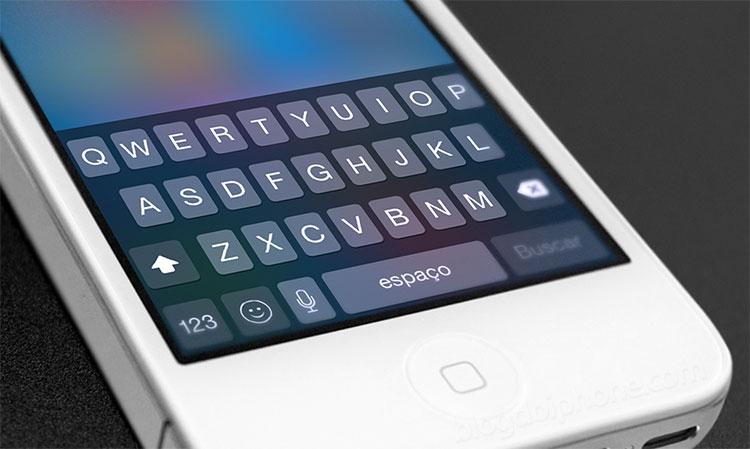 Samuti pakub TextExpanderi utiliit oma iOS 8 jaoks oma klaviatuuri