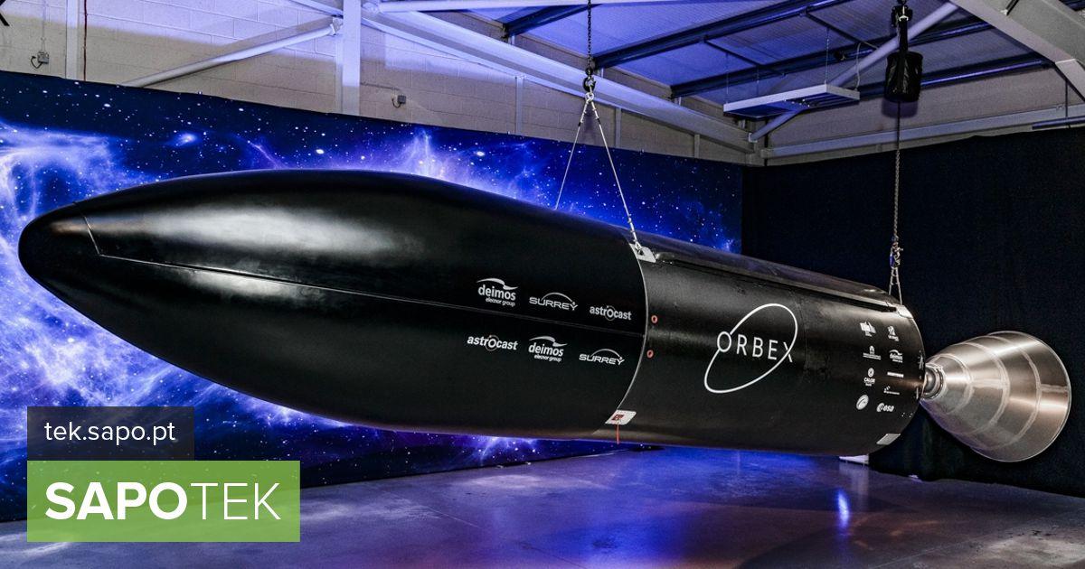 """See rakett on trükitud 3D-ga ja on """"oma kategoorias suurim maailmas"""""""