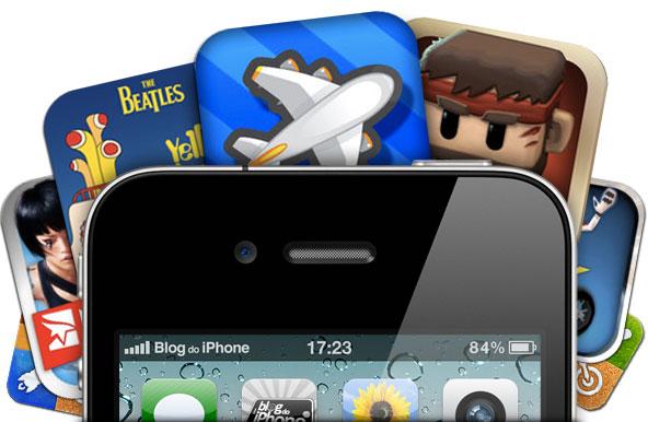 Sel laupäeval müüdud iPhone'i, iPadi ja iPodi rakenduste loend