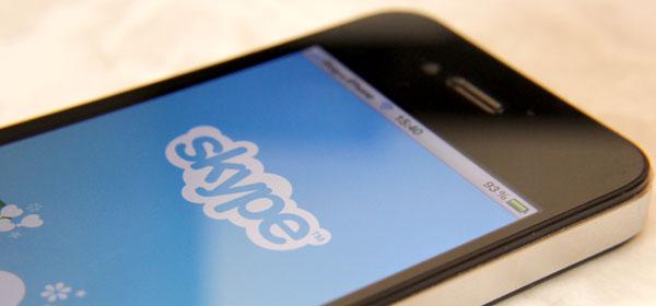 Skype iOS-ile saab värskendust ja on paremini integreeritud MSN-i, Hotmaili ja Outlookiga