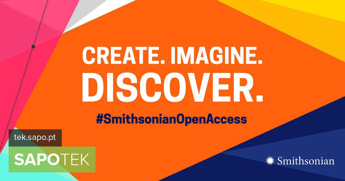 Smithsonian tegi 2,8 miljonit pilti avalikkusele - Internetile - vabalt kättesaadavaks