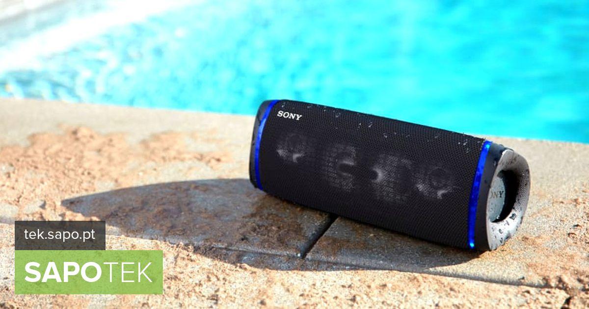 Sony uuendab juhtmeta kõlarit EXTRA BASS ja see lubab pidutseda kõikjal