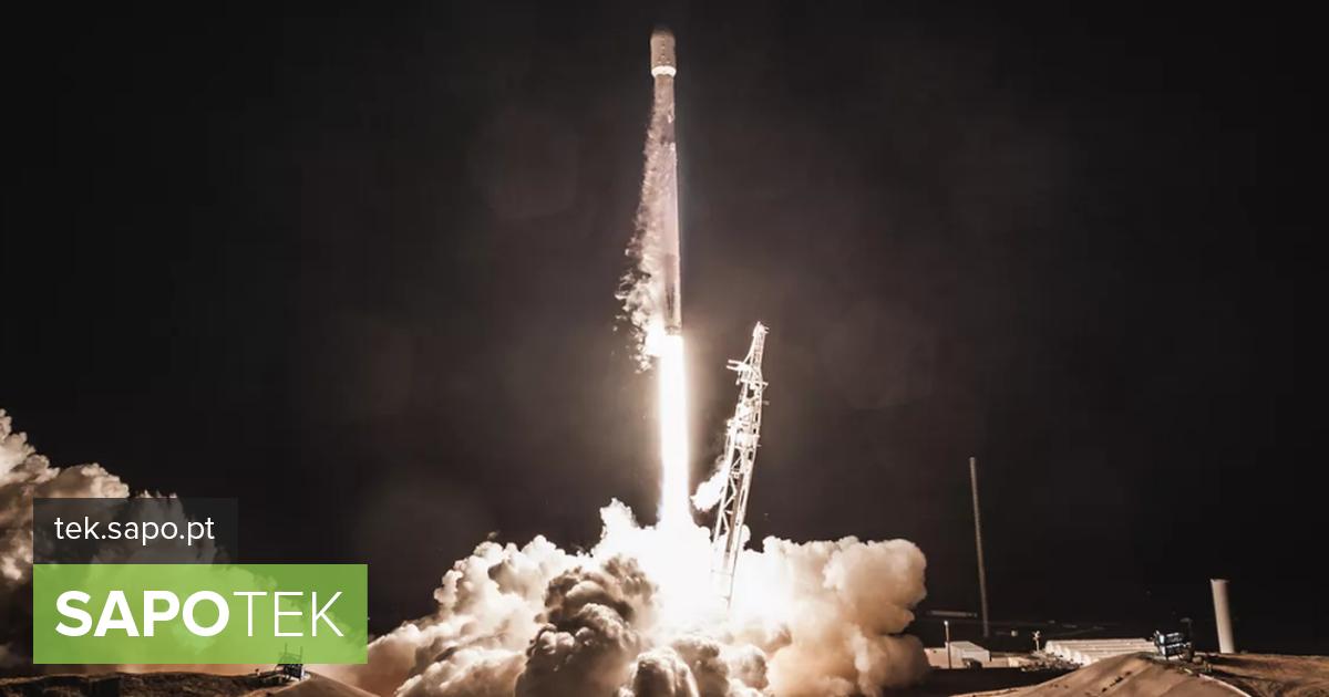 SpaceX käivitas Starlinki projekti esimesed 60 satelliiti