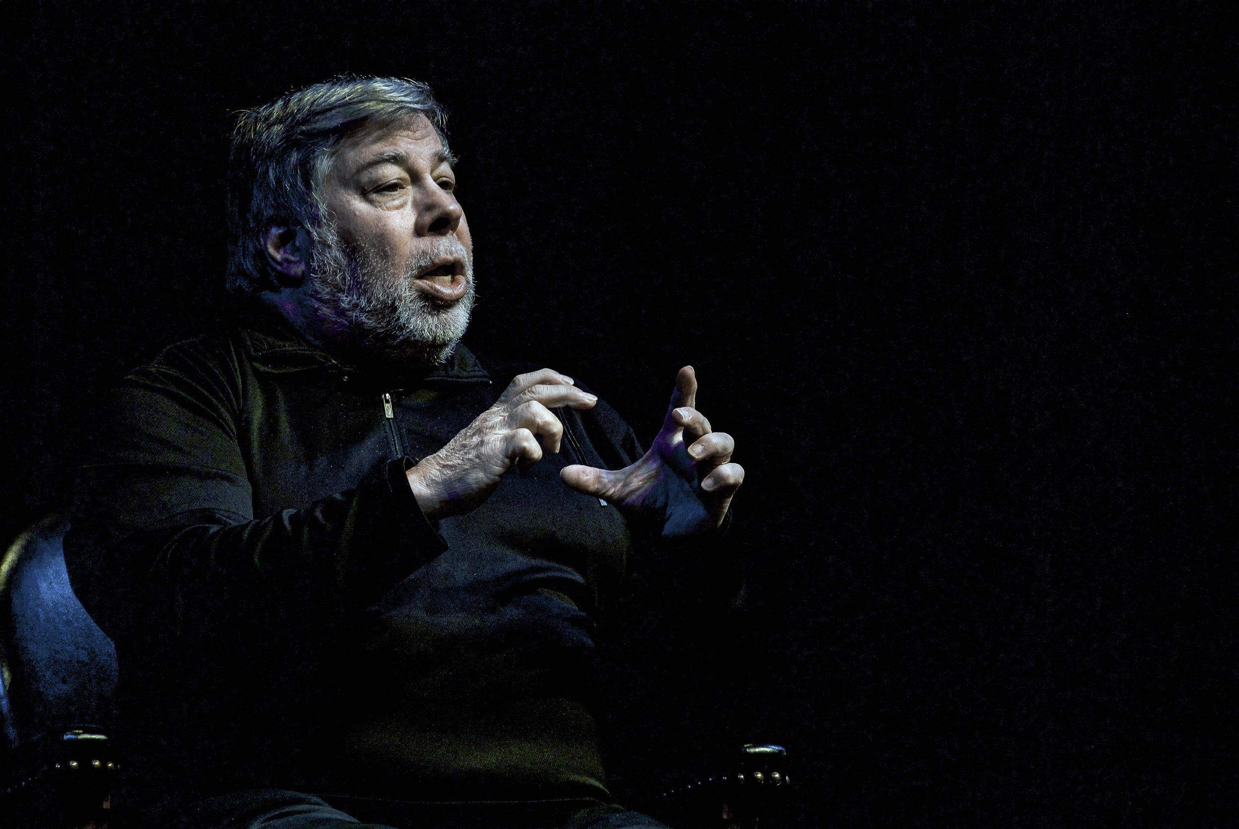 """Steve Wozniak ütles, et Apple peaks """"kõigepealt"""" jagunema"""