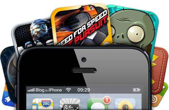 Suur reklaam iPhone'i ja iPadi rakenduste jaoks 1. mail