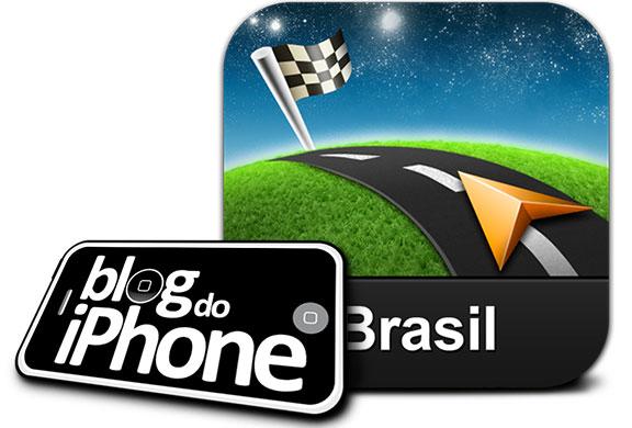 Sygic iPhone'i blogipakkumine: võistlege uue Sygic Brazil GPS-navigatsiooni 6 eksemplari nimel!