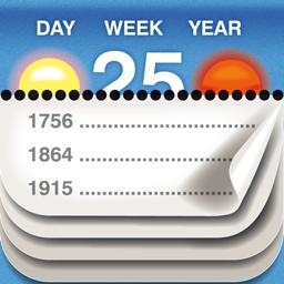 Calendarium - rakenduse Today ikooni kohta