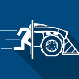Rakenduse Tile Rider ikoon