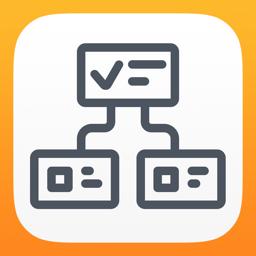 Rakenduse Taskheat ikoon - ülesandeloend