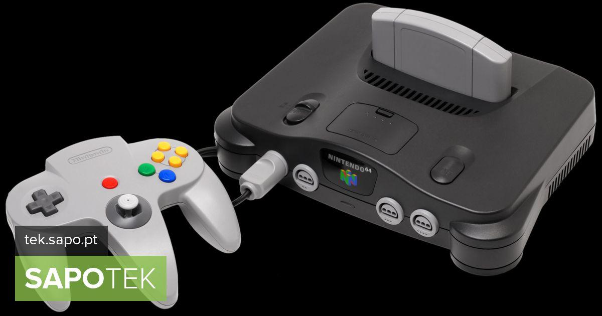 TeK Storefront: Nintendo 64 on 20 aastat vana.  Pidage meeles kõige meeldejäävamaid mänge