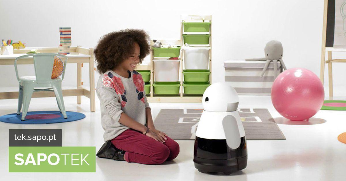 """Tee soovitus: rääkiv """"lemmiklooma"""" robot"""