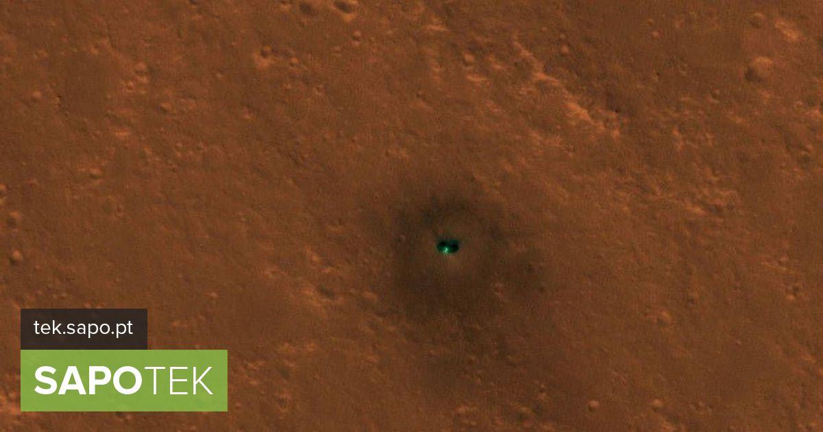 """Teiste kosmoseseadmete abil Marsi pinnale """"püütud"""" teadmised"""