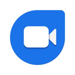 Google Duo rakenduse ikoon: videokõne