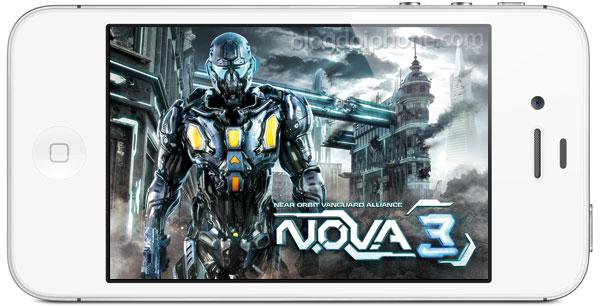 Testisime ainult Gamelofti NOVA 3 mänge