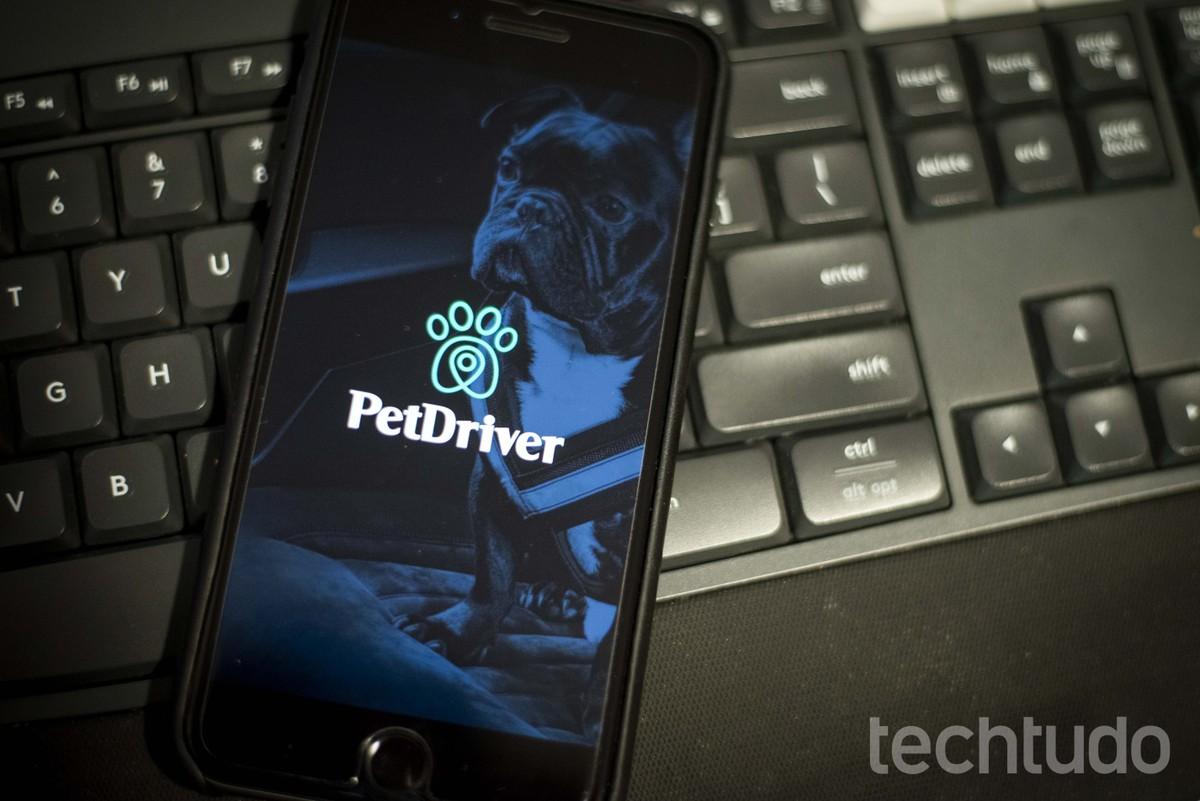 Tutvuge lemmikloomadele mõeldud Uberi stiilis rakendusega PetDriver