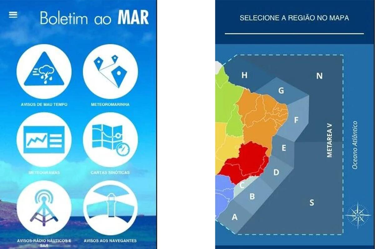 Tutvuge rakendusega Bulletin by the Sea, mis näitab tõsiseid ilmastikuolusid ja muud
