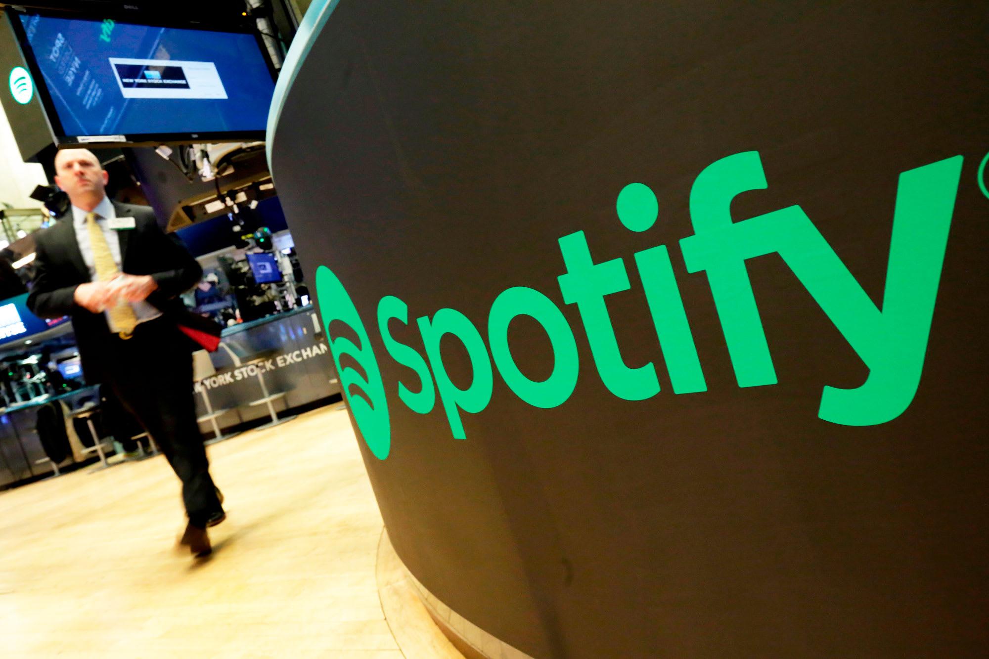 USA kohus küsis Spotifyst lisateavet Apple'i vastu esitatud süüdistuse kohta