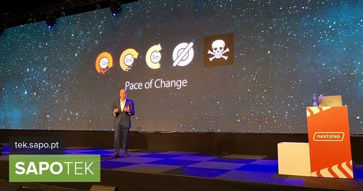 Ükssarvikud, Püha Graal ja piraadid.  NextStep OutSystems on palju enamat kui lihtsalt tehnoloogia.  See on äri